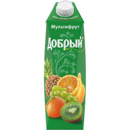 сок мультифрукт